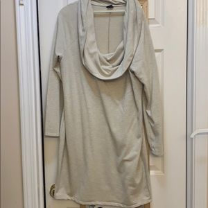 Tops - Cool neck tunic or dress XXL